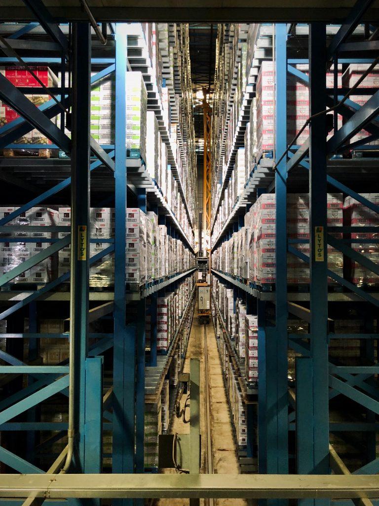 industry 4.0 racks